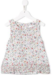Chloé Kids Vestido Casual - Cinza