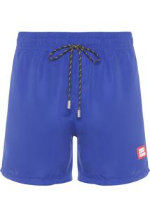 Bermuda Masculina Swin Basic - Azul