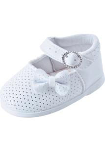 Sapatinho Infantil Pekenos Mimos 102-A - Feminino