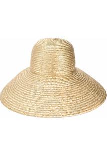Dolce & Gabbana Chapéu De Praia Clássico - Dourado