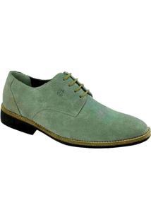 Sapato Masculino Grey Suede Grey