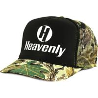 Boné Blanks Co Snap Back Heavenly Aba Curva Camuflado Multicolorido 02be67aa2cc