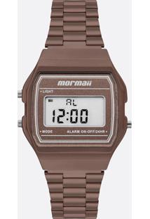 Relógio Feminino Digital Mormaii Mojh02Bj8M