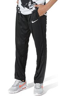 Calça Infantil Nike B Trophy Pant Masculina - Masculino-Preto+Branco