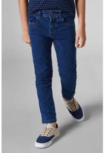 Calça Infantil Jeans Combate Reserva Mini Masculina - Masculino