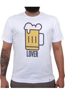 Cerveja Lover - Camiseta Clássica Masculina