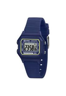 Relógio Unissex Xgames Xkppd073 Bxdx Digital | X Games | Azul | U