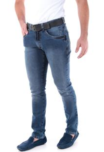 Calça 2183 Jeans Slim Traymon Azul Indigo