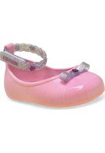 d8c3563ad3 Sapatilha Fem Infantil Grendene 21522 Frozen Petit Rosa