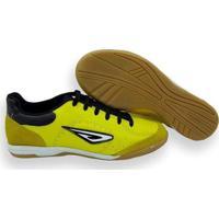 dee13c598b36b Chuteira Futsal Couro Diavolo Touch Masculina - Masculino