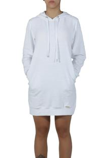 Vestido Wazzu Moletom Flame - Feminino