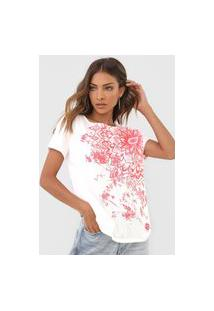 Camiseta Desigual Under Off-White