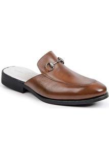 Sapato Mule Sandro Moscoloni Colection Marrom Clar