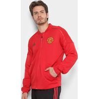 fd61dd5dc420e8 Jaqueta Manchester United Adidas Masculina - Masculino
