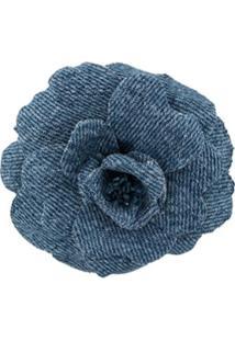 Philosophy Di Lorenzo Serafini Broche Floral - Azul