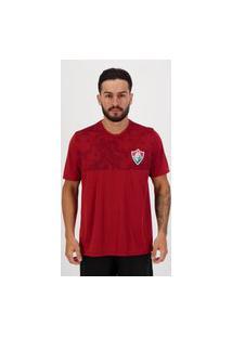 Camisa Fluminense Heed Bordô