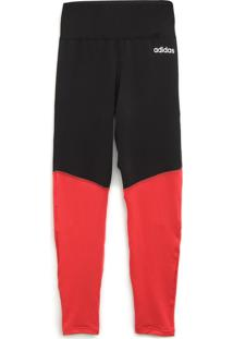 Calça Adidas Infantil Logo Preta - Tricae