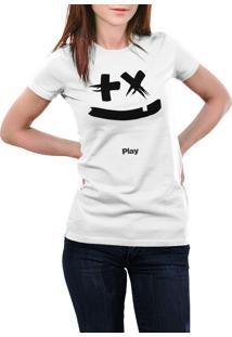 Camiseta Hunter Mais Ou Menos Branca