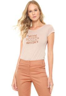 Camiseta Lez A Lez Pedraria Rosa