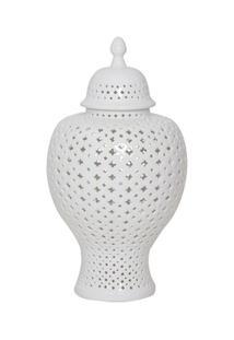 Vaso De Porcelana Grimaldi - Unissex