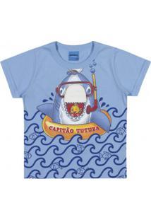 Camiseta Infantil Kely Kety Menino