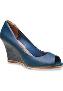 01eab561a Peep Toe Cobra Country feminino | Shoes4you