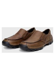 Sapato Em Couro Hayabusa California 20 Tan