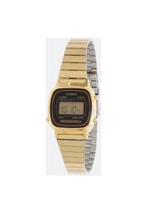 Relógio Feminino Casio Vintage La670Wga 1Df Digital | Casio | U