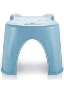 Jacki Design Banquinho Cor Azul