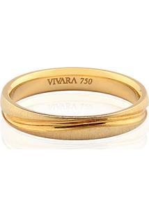 Aliança De Casamento Ouro Amarelo