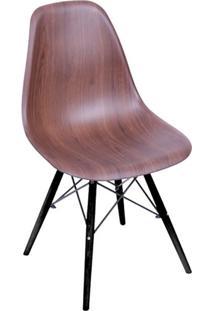 Cadeira Eames Ii Wood Escuro