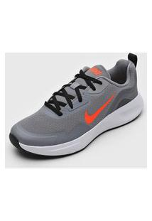 Tênis Nike Sportswear Wearallday Cinza