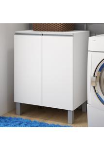 Armário De Banheiro 2 Portas Bs 33 Branco - Brv Móveis