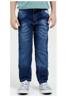 Calça Infantil Jeans Marisa