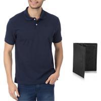 Camisa Polo Triztam Lotus Brinde Azul 689a85bb8e59e