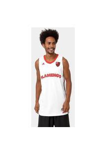 Camisa Regata Adidas Flamengo Ii 2015 2016 Basquete