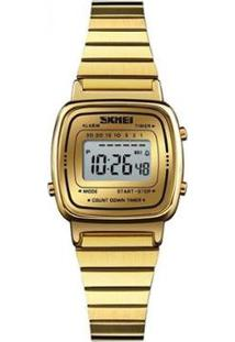 Relógio Skmei Digital Feminino - Feminino