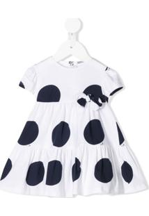 Il Gufo Vestido Com Poás - Branco