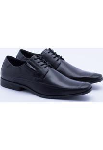 Sapato Social Ferracini Liverpool Preto Masculino - 42