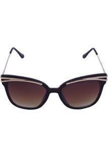 bc7e7bef821b6 Óculos De Sol Classico Retro feminino   Shoes4you