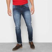 bd445e4bf Calça Jeans Skinny Opera Rock Masculina - Masculino