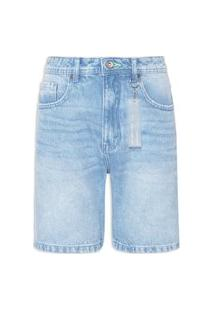 Bermuda Masculina Jeans Oude - Azul
