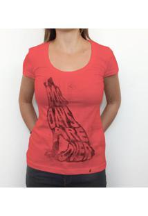 Dog Days Are Over - Camiseta Clássica Feminina