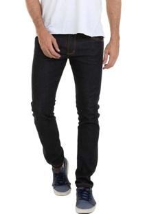 Calça Jeans Versatti Tradicional Preta Berlim 2