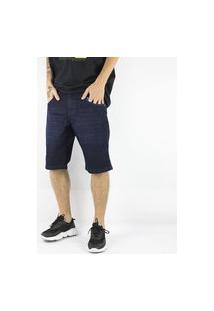 Bermuda Anjuss Jeans Azul