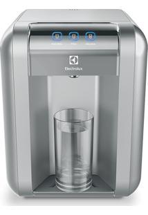 Purificador De Água Electrolux Pe11X Com Painel Touch - Água Natural, Fria Ou Gelada Prata Bivolt