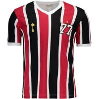 c6ad53d1a93 Camisa São Paulo Away Retrô 1977 - Masculino