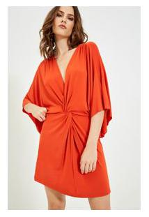 Vestido Mystic Vermelho