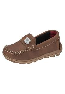 Mocassim Masculino Sapato Infantil Casual Menino Minipasso