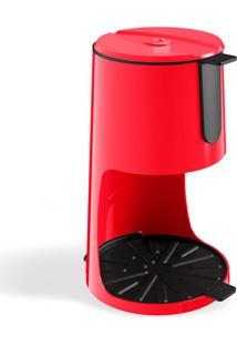 Cafeteira Manual Meu Café Vermelha